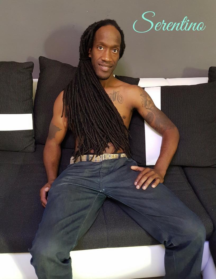 Serentino our black model